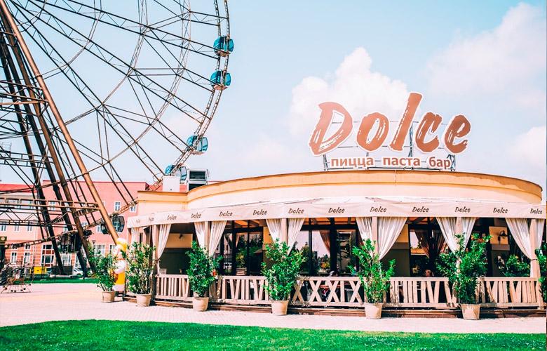 Ресторан пиццерия Олимпийский парк